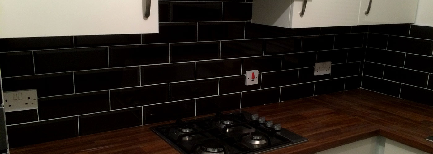 Kitchen Splashback Tiling Glasgow