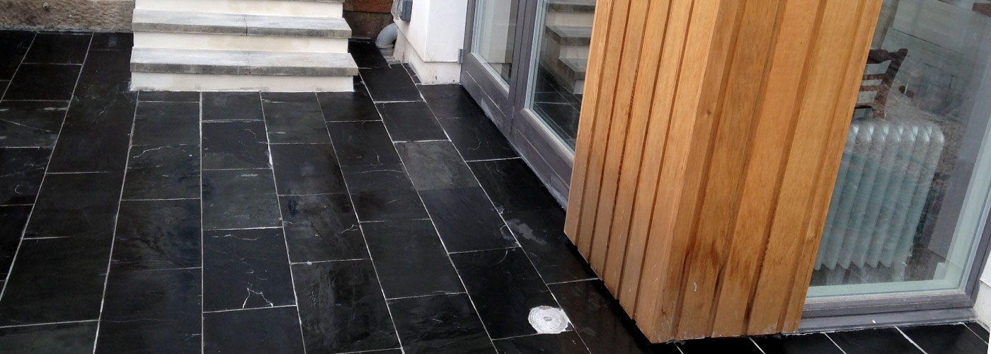 Porch Tiling Glasgow